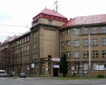 Secondary Technical School of Mechanical Engineering and Secondary Professional School of Professor Švejcar, Pilsen